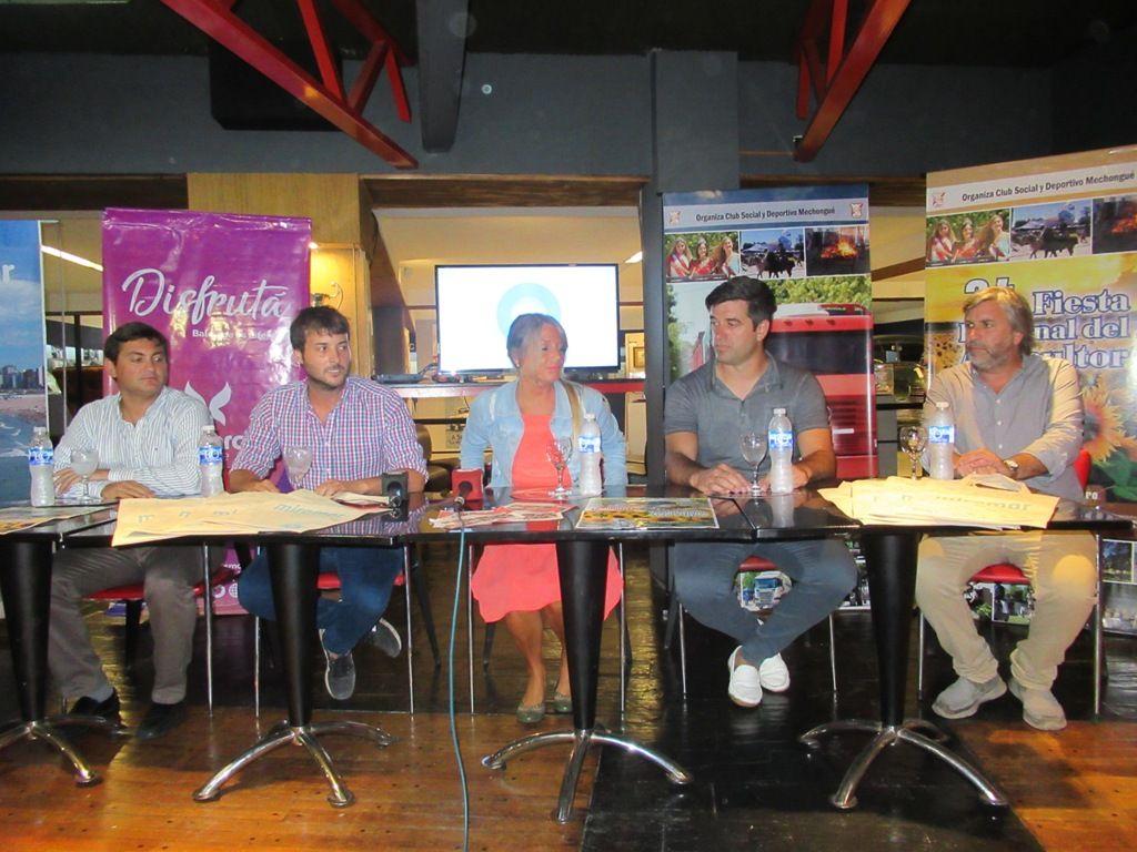Se realizó la presentación a nivel regional de la Fiesta del Camionero y el Agricultor