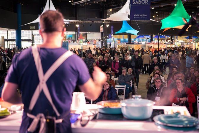 Decima primera Feria Gastronómica y Cultural